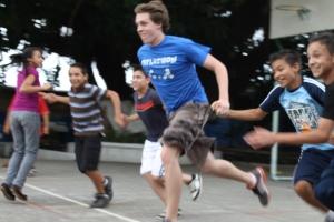 David leading games