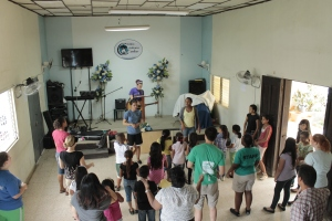 worship with VBS